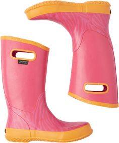 Bogs Zebra Rain Rain Boot