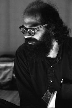 Allen Ginsberg, San Francisco, 1968 © Alain Dister Lucien Carr, Authors, Writers, Centre Pompidou Metz, Haight Ashbury, Allen Ginsberg, Beat Generation, Music Writing, Story Writer