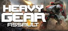 Heavy Gear Assault for Linux has officially released on Steam - https://wp.me/p7qsja-bMS, #Available, #Game, #Pc, #Steam, #StompyBotProductions, #UnrealEngine4