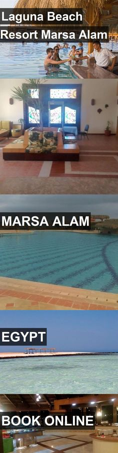 Hotel Laguna Beach Resort Marsa Alam in Marsa Alam, Egypt. For more information, photos, reviews and best prices please follow the link. #Egypt #MarsaAlam #travel #vacation #hotel
