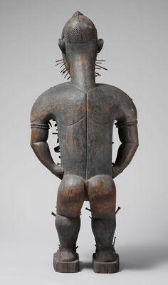 Power Figure (Nkisi NKondi: Mangaaka)