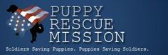 The Puppy Rescue Mission was chosen for our February Charity Spotlight. Thank you TPRM for all the work you do for the pups and the troops! And thank you Gigi Streitwieser for nominating them. Please take a look and consider donating. #4Knines #PuppyRescueMission #RescueMission #Charity #Donation