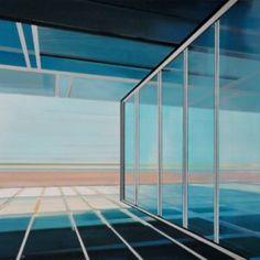 glassworks-Cécile-van-Hanja-saatchi-art-blue-painting