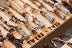 Twine and Twig | Natural, Organic Jewelry | Charlotte, NC | GALLERY