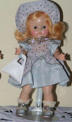 Ginny--Vogue Ginny Doll 'Gail' 1950