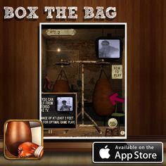Download #App : https://itunes.apple.com/us/app/boxthebag/id549472951?mt=8