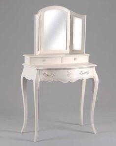 Commode en bois 3 tiroirs ouessant amadeus meubles pas - Tocadores vintage ...