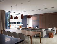 Brick House Dynamic Interior