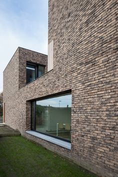 house DV | hansbeke - Projects - CAAN Architecten / Gent