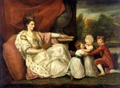 Charlotte Grenville, Lady Williams-Wynn, And Her Children  Joshua Reynolds (1723 – 1792, English)