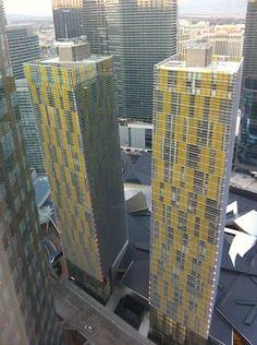 Veer Towers Las vegas Condos at City Center MGM