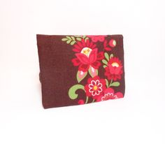 Fabric Business Card Holder Credit Card by handjstarcreations, $10.00