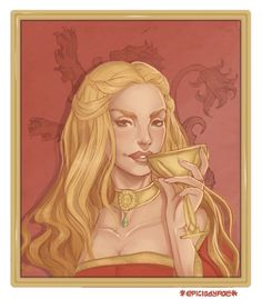 Cersei by The Lady Rae