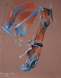 Dressage Horse ~ Paulina Stasikowska