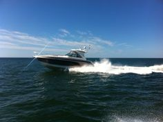 The Formula 40 PC was put to the test yesterday in Naples, FL.