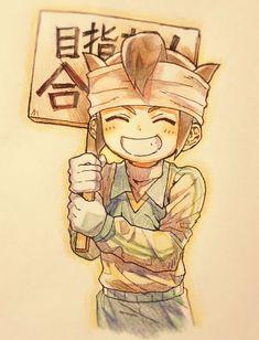 مضمنة Anime Manga, Anime Art, Inazuma Eleven Go, Cute Boys, Iron Man, Kawaii, My Love, Evans, Artist