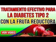 Tratamiento Efectivo Para la Diabetes Tipo 2 Con la Fruta Reductora - YouTube