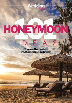 How to plan the PERFECT honeymoon that is ultra romantic and on budget! These are the destinations, locations and tips you need! 101 Honeymoon Ideas: Get The Ultimate Guide To Planning Your Perfect Post-Wedding Getaway! Get your copy with this month's Wedding Ideas magazine!