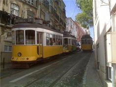 Fotografía: Elsa Mallol- Lisboa Elsa, Portugal, Train, Morocco, Fotografia, Vacation, Jelsa, Trains