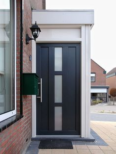 Main Door, Front Entrances, Types Of Doors, Steel Doors, Home Reno, Garage Doors, Front Doors, Exterior Colors, Fixer Upper