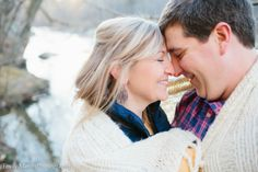 winter engagement session // Emily March Photography