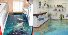 Больше 10 примеров того, что ванная комната может быть лучшим местом в доме!