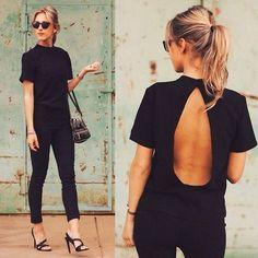 $13.99 - Fashion Women's Casual Loose Tops Long Sleeve T-Shirt Summer Cotton Blouse #ebay #Fashion