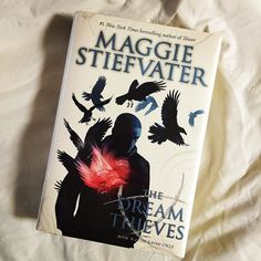 Currently reading!!! #bookstagram #thedreamthieves #maggiestiefvater #theravencycle #book #read #currentlyreading #bookbloggerlife by erinld2005