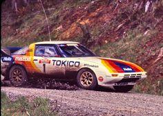 Rod Millen - Mazda RX-7