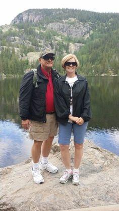 Michael parents ..bear lake