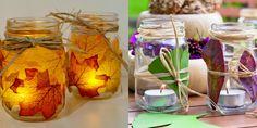 Portacandele fai da te: le idee più belle e originali per creare un'atmosfera speciale!