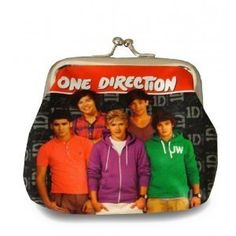 One Direction Mini Clip Coin Purse (Official 1D Merchandise) by One Direction, http://www.amazon.com/dp/B008F72H06/ref=cm_sw_r_pi_dp_kzsyqb1RF049E