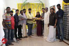 #TrishaIllanaNayanthara Movie Launch Stills  More Stills @ http://kalakkalcinema.com/trisha-illana-nayanthara-movie-launch-stills/