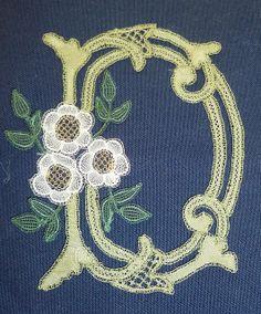 Honiton lace in colour by Elizabeth Trebble | Flickr – Condivisione di foto!