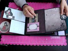 Album Gorjuss Nueva Colección Bellaluna crafts Scrapbooking - YouTube Mini Scrapbook Albums, Scrapbook Paper, Baby Mini Album, Belle And Boo, Girls Album, Mini Albums Scrap, Planner Book, Album Book, Diy Box
