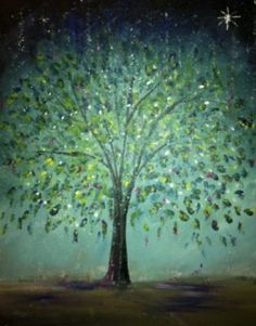 Paint Nite Chicago | Chuck's Southern Comforts Cafe Darien December 29th
