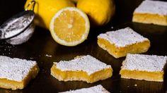 A Really Wonderful Lemon Bars Recipe