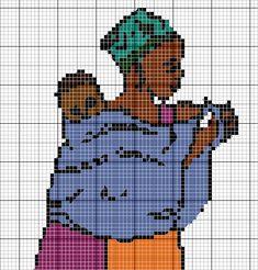 Maman d'une petite tribu de 5 enfants, mes passions le tricot et les p'tites croix, sur mon blog vous trouverez mes réalisations, les…