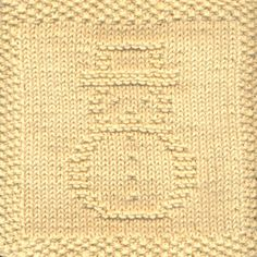 knitted washcloth patterns | snowman knit dishcloth pattern $ 1 79 this knit dishcloth pattern is a ...
