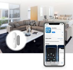 Senzorul de contact Homeflow S-2001 este atat de smart incat te anunta printr-o notificare pe telefon cand usa/fereastra este deschisa sau inchisa! 😀  😊Senzorii au fost proiectati astfel incat instalarea lor sa fie cat mai simpla si usoara! Senzorul si magnetul se instaleaza cat mai repede pe marginea ferestrelor sau a usilor.     Sharing is caring! 😁😎 Couch, Furniture, Home Decor, Settee, Decoration Home, Sofa, Room Decor, Home Furnishings, Sofas