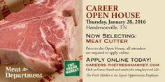 Meat Cutter Jobs in Hendersonville TN