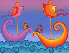 Soul Ship Union ~ by Elspeth McLean