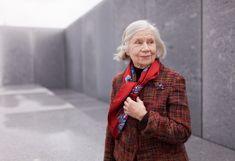 Don Hamerman Portraits - Harriet Pattison - Louis Kahn | Don Hamerman Photographer