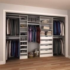 rooms with added closets - Google Search