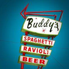 Buddy's Spaghetti - Pocatello, Idaho -