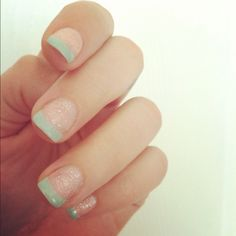summer gelish nails - Google Search