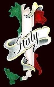 italian pride ~ love this. Idea for tatt
