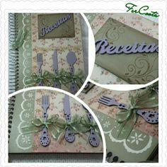 Caderno de Receitas  Tintas e textura -True Colors  @truecolorstintas