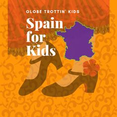 Activities and resources for teaching kids about the culture and geography of Spain. Geography Of Spain, Teaching Kids, Kids Learning, European Day Of Languages, Spain History, Spain Culture, Spain Travel Guide, Hispanic Heritage Month, Tot School