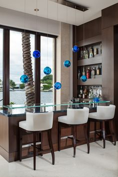 Counter Modern Contemporary Home Bar Furniture. See More. Planning U0026  Building